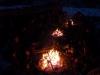 Abend am Feuer